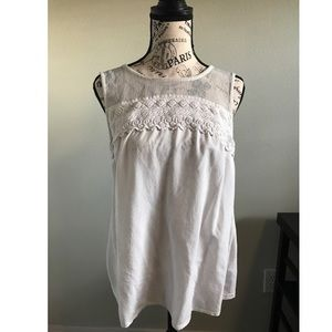 White New Look Maternity Top